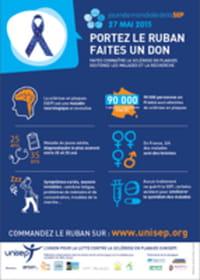 Le 27 Mai 2015 : Journée mondiale de la Sclérose en Plaques