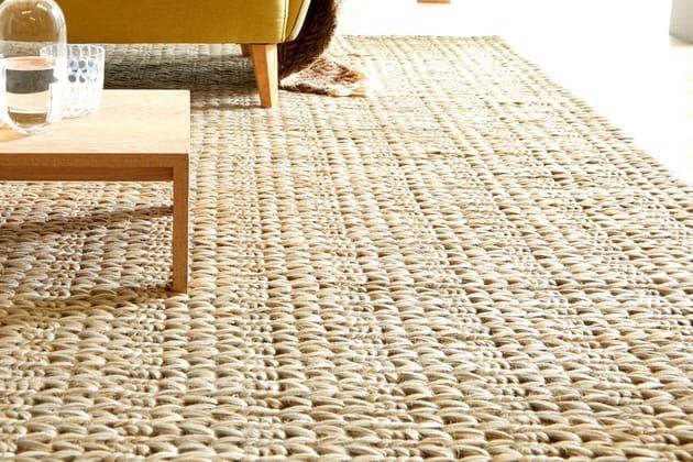 Le tapis indémodable en jute