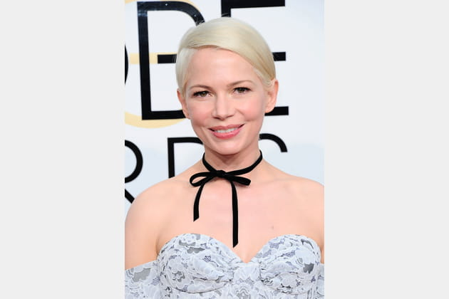 Le court mutin de Michelle Williams