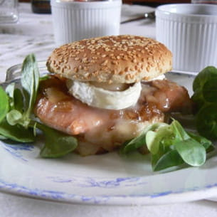 hamburger terre et mer