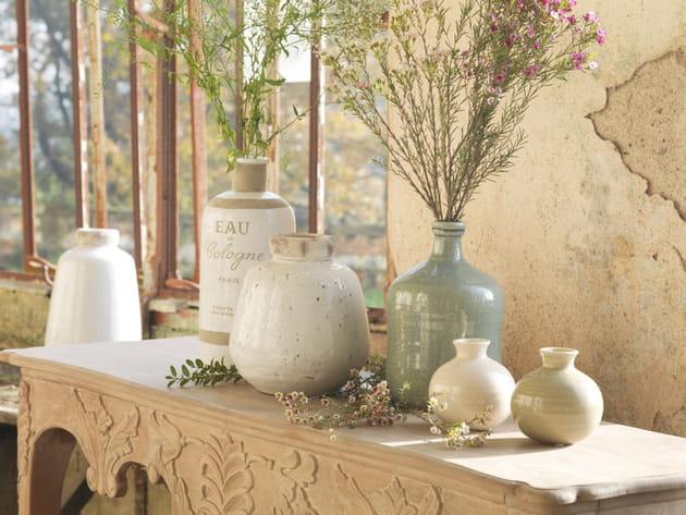 Jarres et vases de Maisons du Monde