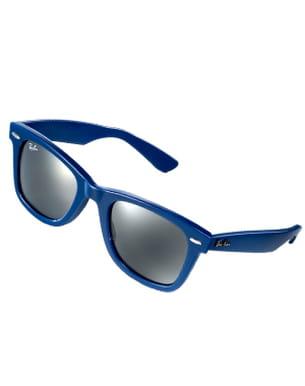 lunettes de soleil 'wayfarer' de ray ban