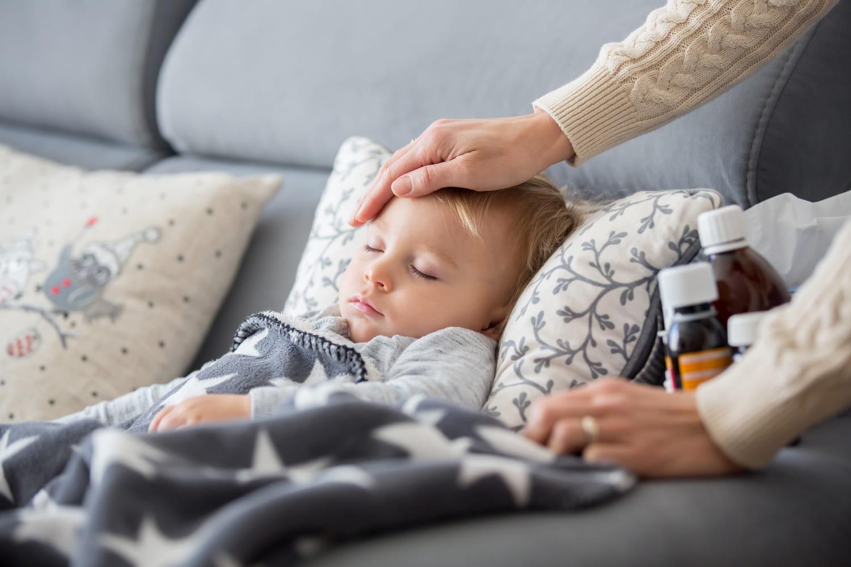 Trachéite chez le bébé: les bons traitements pour la soigner