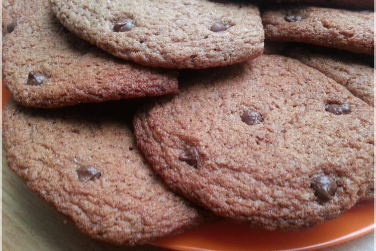 Cookie au Nutella