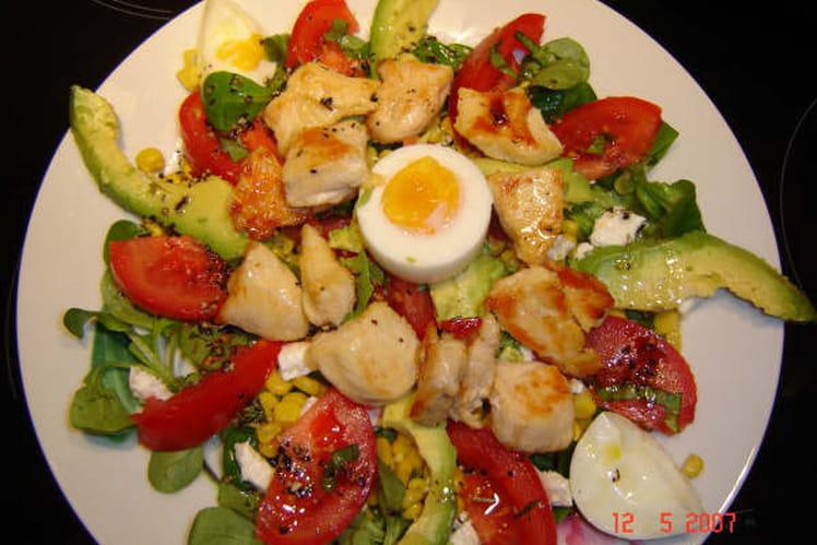 Salade de fêtes pour petit budget