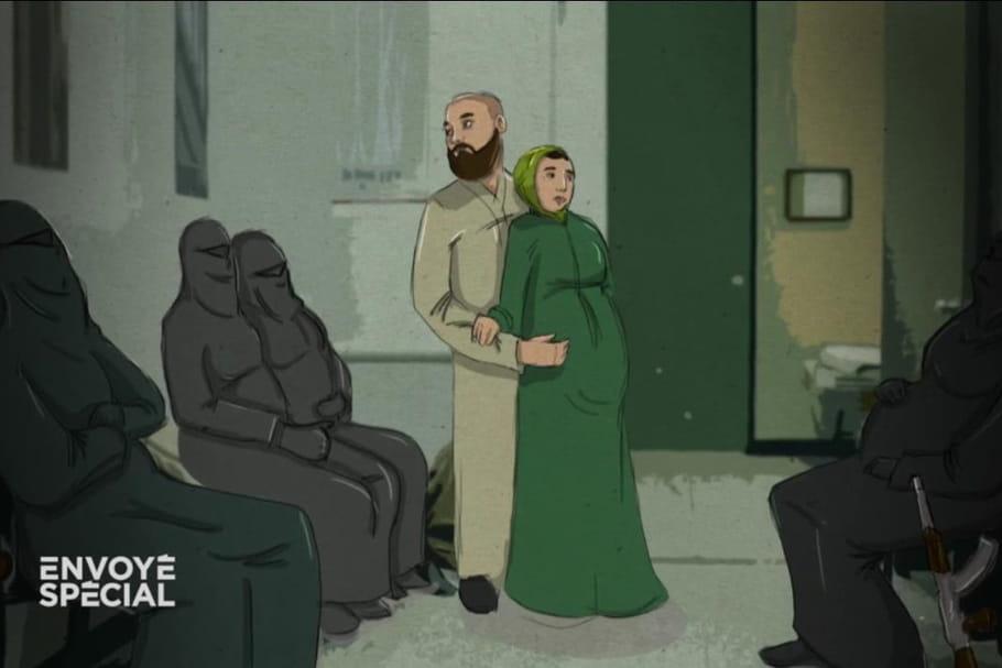 """Ce qu'il faut voir ce soir à la télé: """"Envoyé spécial"""" sur les femmes du djihad et un documentaire sur l'anorexie"""