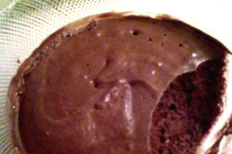 Mousse chocolat-truffe