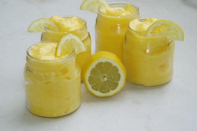 Mousse aux citrons inratable
