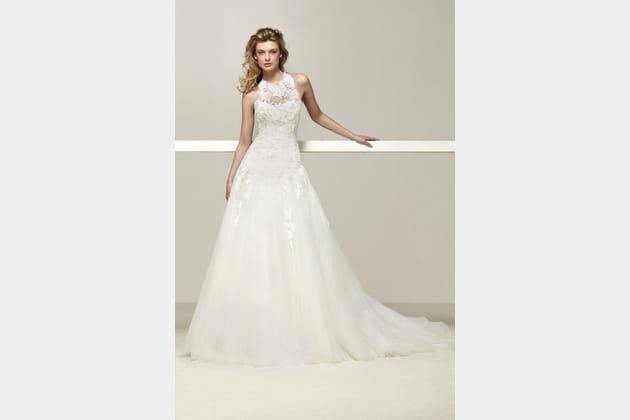 Robe de mariée Drisara de Pronovias