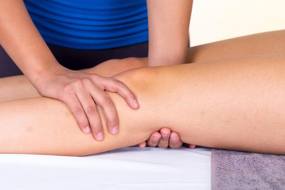Infiltration du genou: est-ce douloureux?