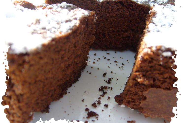 Gâteau au chocolat au micro-ondes de mon enfance