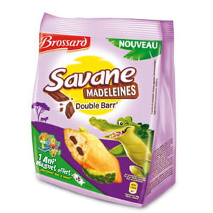 madeleine double barr' de savane