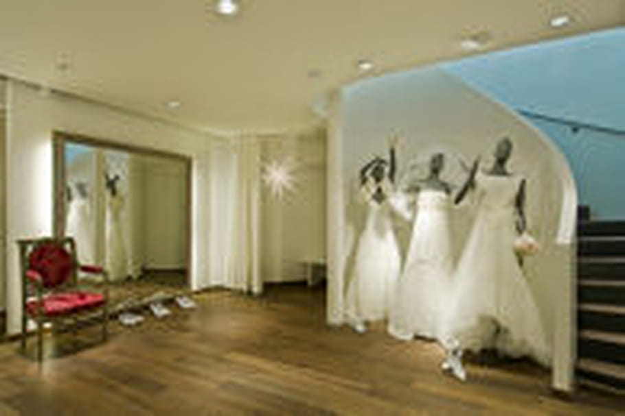 Ouverture de concept stores réservés aux mariées