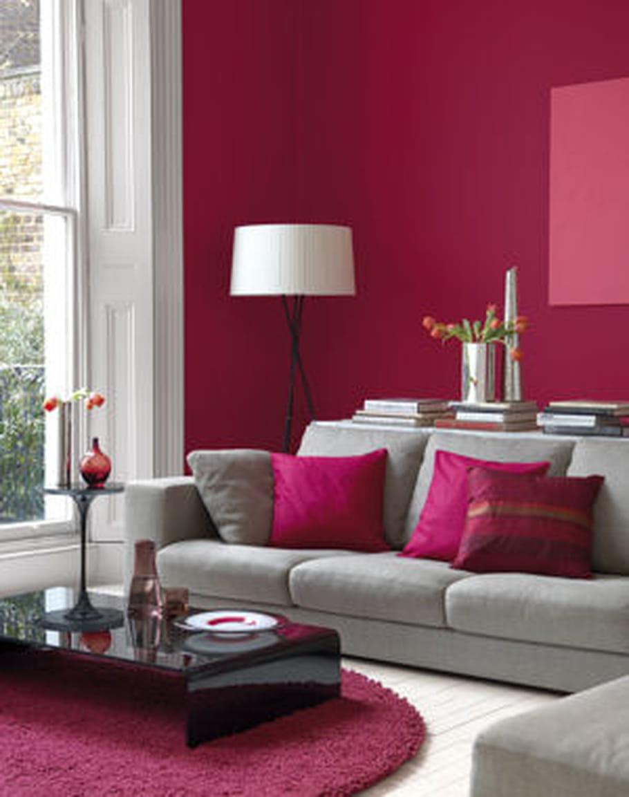 10 peinture tendance pour changer de d cor couleur fruit e. Black Bedroom Furniture Sets. Home Design Ideas