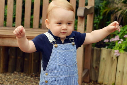Prince George, star influente
