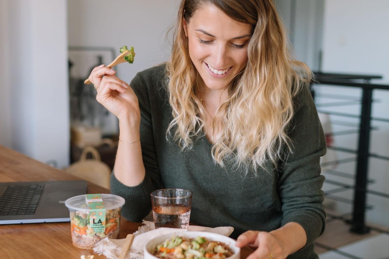 Monoprix Food to Go x Margot YMF: à emporter, à savourer sans tarder