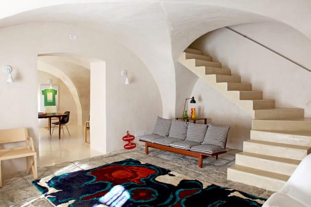 L'atout design d'un mas provençal