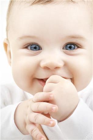 dès la naissance nous sommes en contact avec les bactéries.