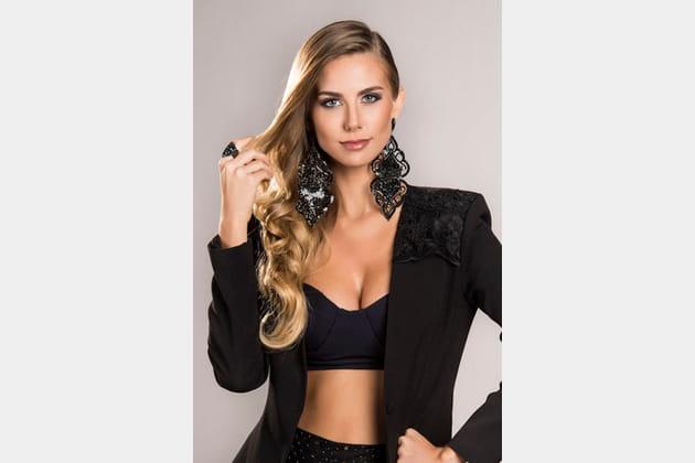 Miss Brésil, Martinha Brandt
