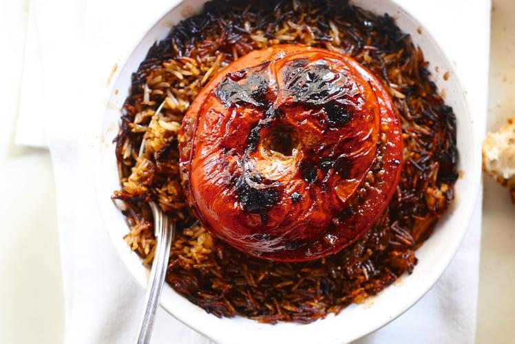 Recette de Les tomates farcies