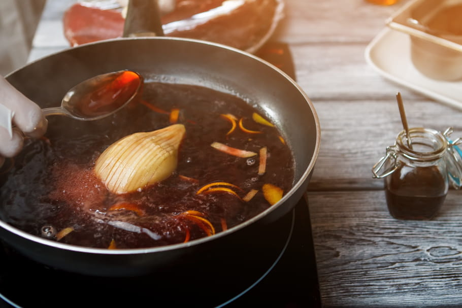 Comment faire réduire sauce
