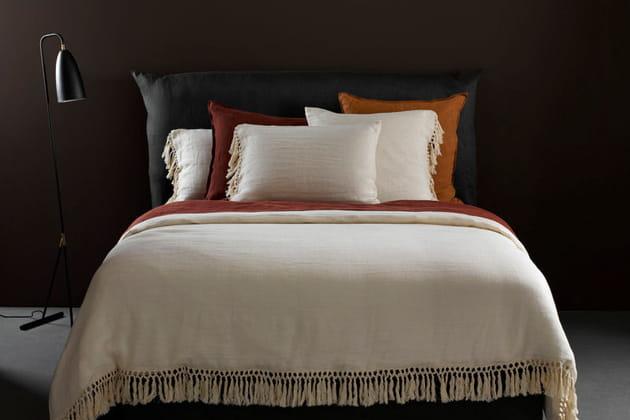 Linge de lit chanvre AM.PM