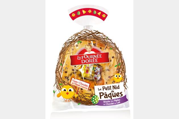 Petit nid de Pâques de la Fournée Dorée
