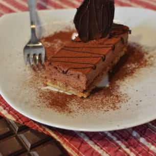 décadent au chocolat