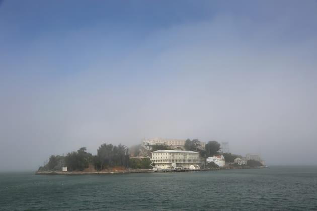 L'île d'Alcatraz