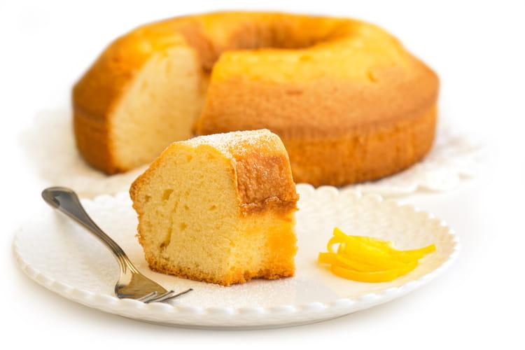 Gâteau au yaourt express