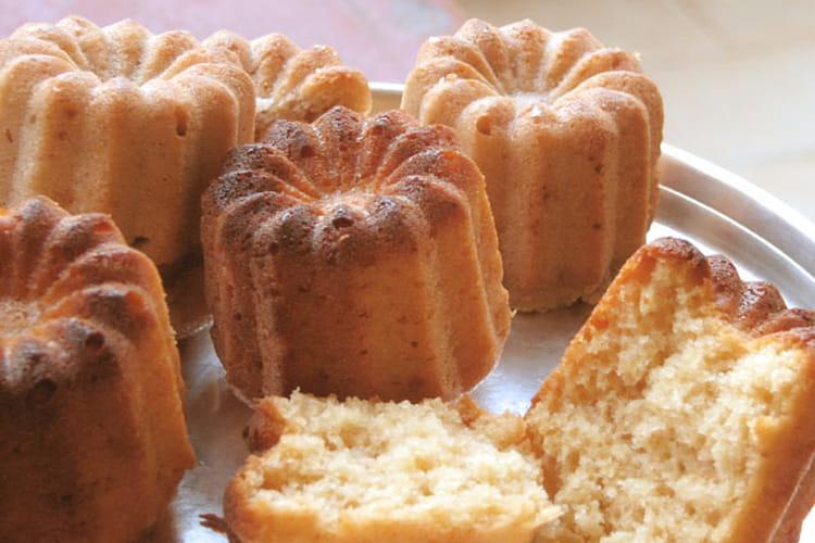 Muffins moelleux miel-citron-thym