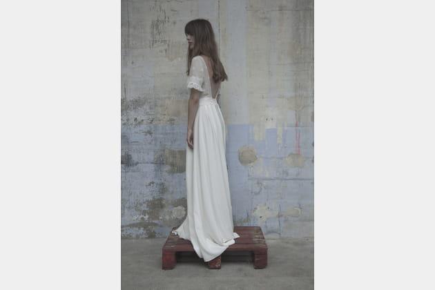 Robe de mariée Grace d'Elise Hameau