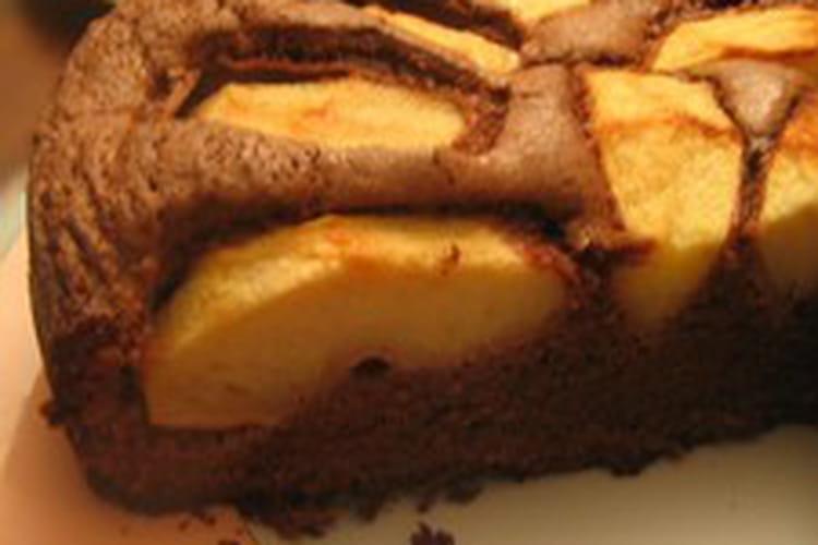 Gâteau Amaretti