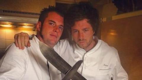 Les Top Chef Jean et Norbert de nouveau réunis à la télé