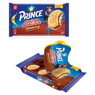 prince goûter moelleux de lu