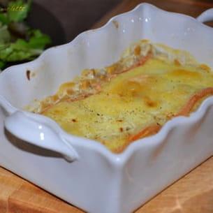 Gratin De Crozets Au Fromage A Raclette