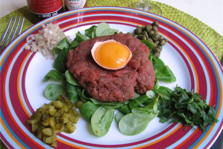 Steak tartare : la meilleure recette