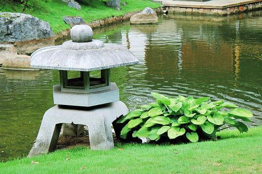 Les jardins zen