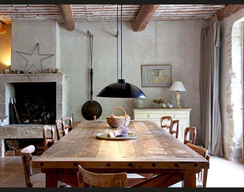 Une salle à manger accueillante