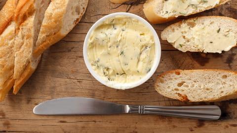 Comment faire beurre ail parfait