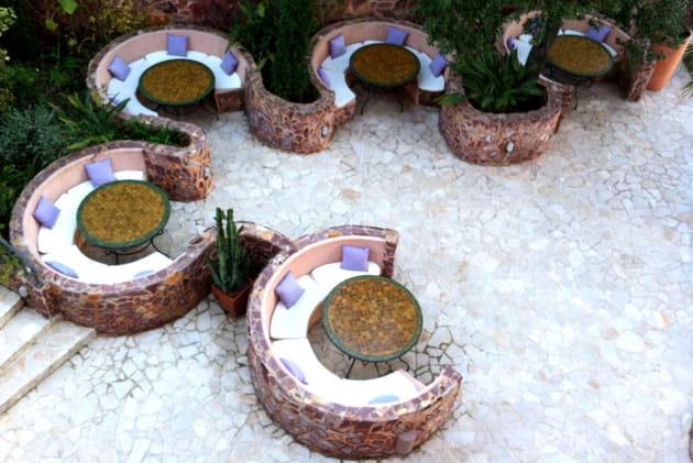 Un jardin très zen