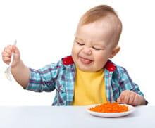 les préférences culinaires des enfants étudiées.