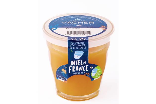 Le miel de France de Famille Vacher x Duralex