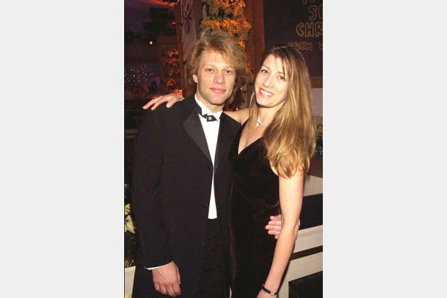 Bon Jovi et Dorothea Hurley