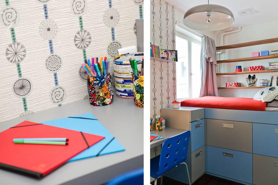 Une chambre d'enfant comme une cabine de bateau