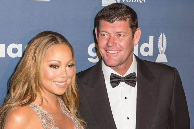 Mariah Carey et James Packer