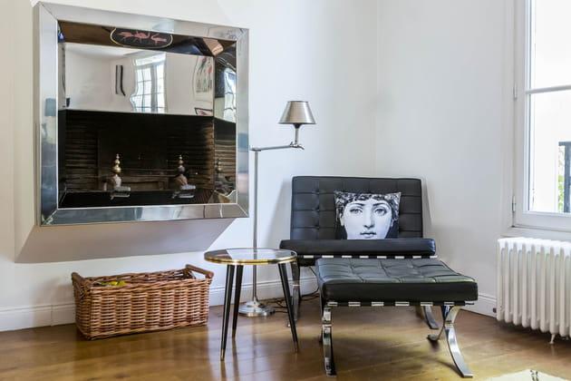 chemin e miroir. Black Bedroom Furniture Sets. Home Design Ideas