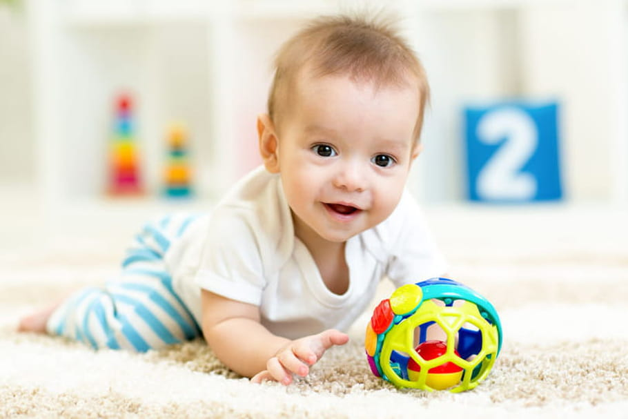 Protocole sanitaire à la crèche: jusqu'à 25bébés, doudous autorisés