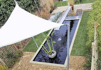 6 exemples de jardins design à réaliser soi-même