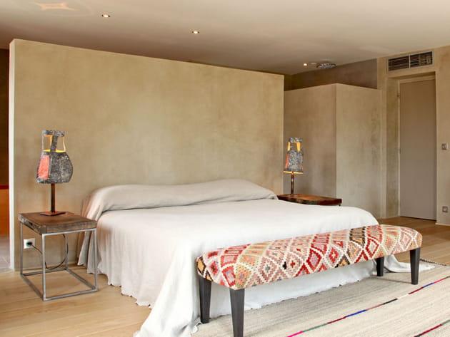 cloison couleur terre. Black Bedroom Furniture Sets. Home Design Ideas